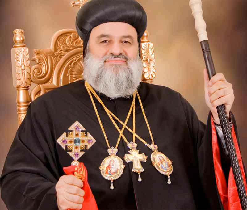 Patriarca Ignacio Afrem II.