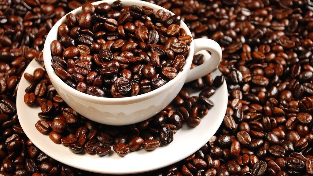 semillas de café