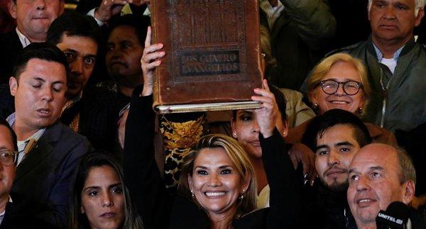 Cristãos de direita ao poder na América Latina