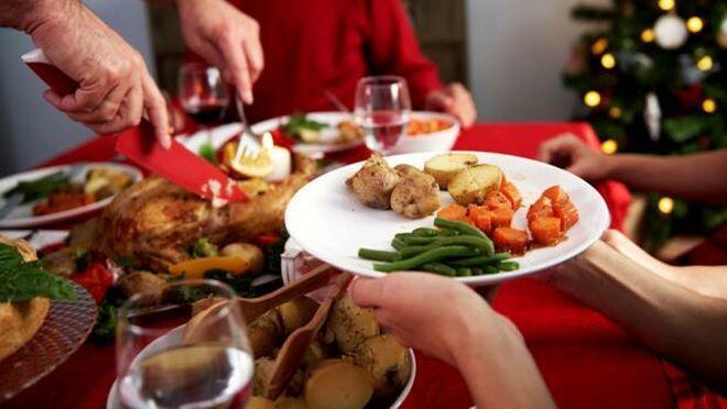 Las fiestas y la alimentación sana