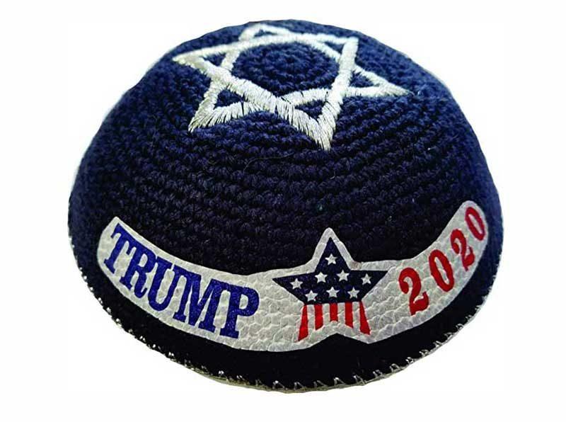 Trump intenta asegurar los votos judíos para 2020