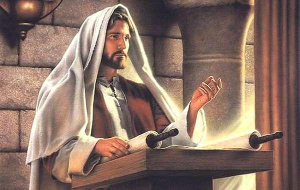 """Jesus se descreveu como o Senhor do sábado: """"E ele lhes disse: O Filho do homem é Senhor mesmo no sábado"""" (Lucas 6: 5)."""
