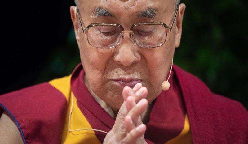 Dalái Lama, Tenzin Gyatso, herdeiro de Gendun Drup.