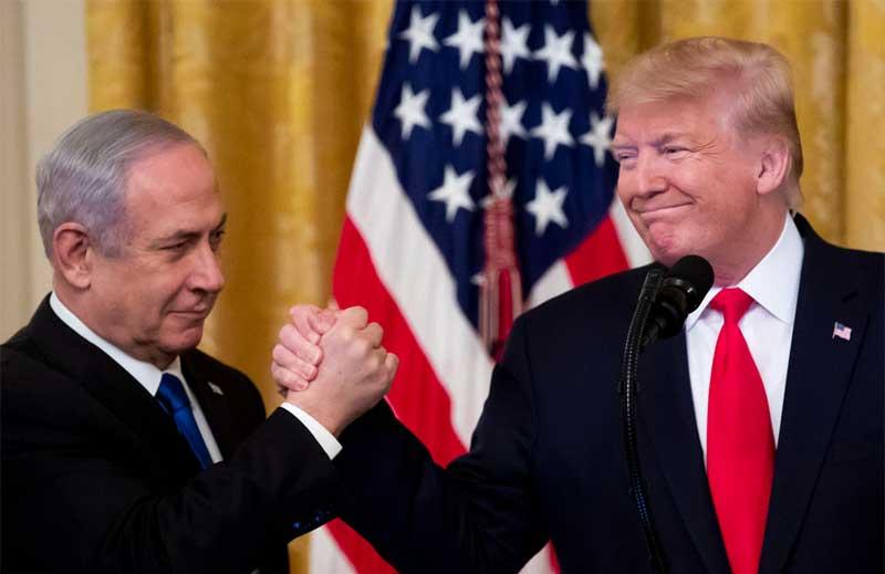 Ni Trump es Abraham ni Netanyahu es Isaac ni Ezequiel 36 es hoy
