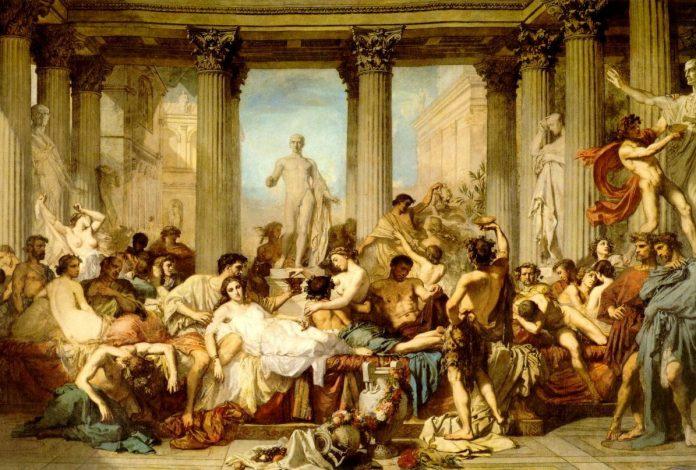 Fiestas Saturnalia