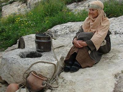 mujer judía
