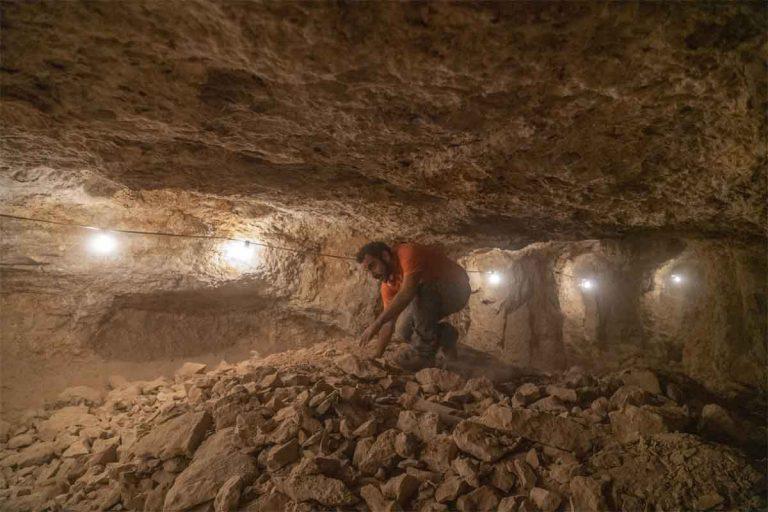 Tesoros en las cuevas de Judea